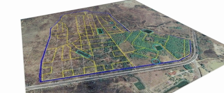 site survey ไร่สมปรารถนา(สวนผึ้ง ราชบุรี)  V21