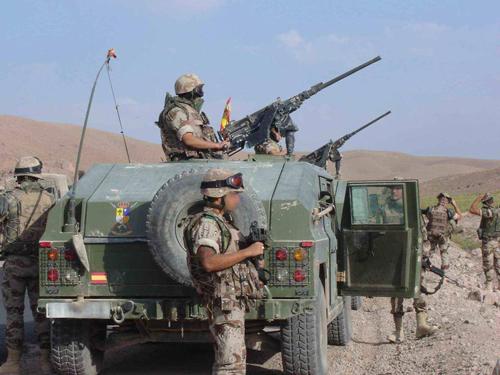 03/02/13 EL REGALO TALIBÁN - La Granja - Partida abierta Afganistan12