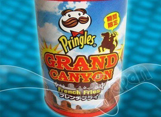 pringles flavors list usa