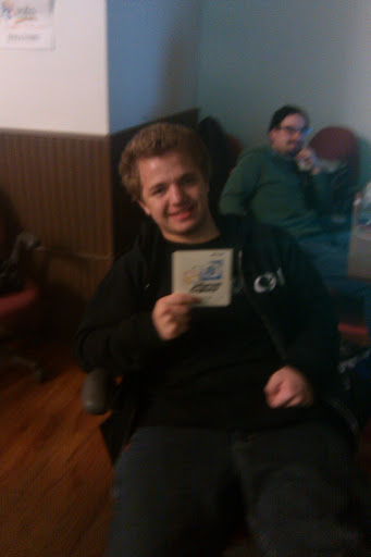 Winner of free dc414 junk