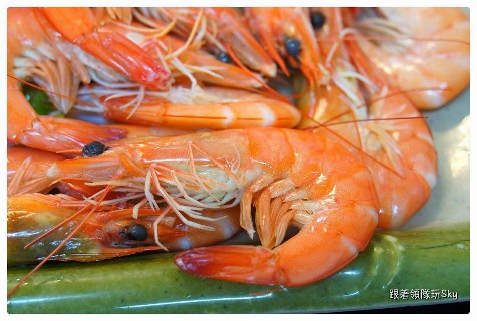 屏東美食推薦-東港 大鵬灣每一道都好吃的【東港大鵬灣珍珍海鮮料理】