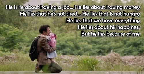 Ketika Seorang Ayah Berbohong Demi Kebahagiaan Anaknya