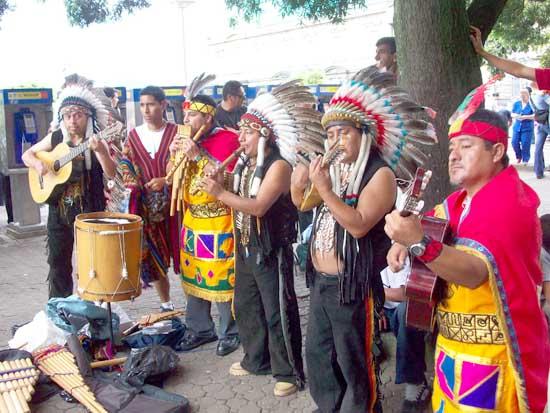 Peruvian Musical Instruments