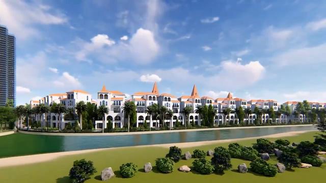 Dự án Sunshine Legend Villas Ciputra Tây Hồ - Bắc Từ Liêm Hà Nội biệt thự liền kề