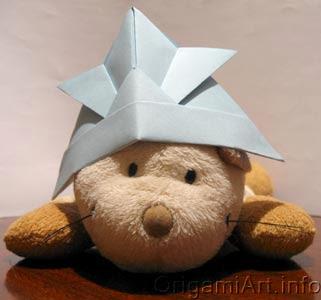 самурайский шлем