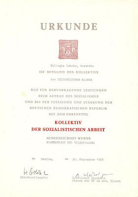 079d Kollektiv der sozialistischen Arbeit