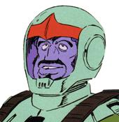 Callahan Mobile Suit Gundam UC 0079