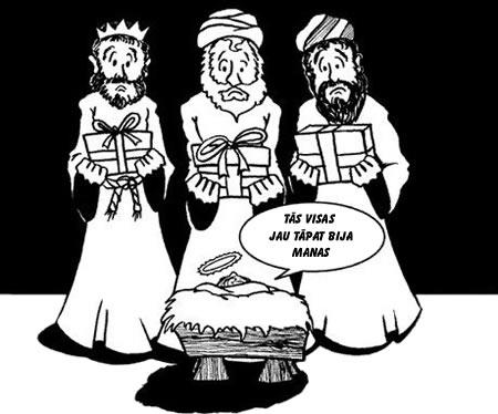 Kāpēc Jēzus bija tik nabadzīgs