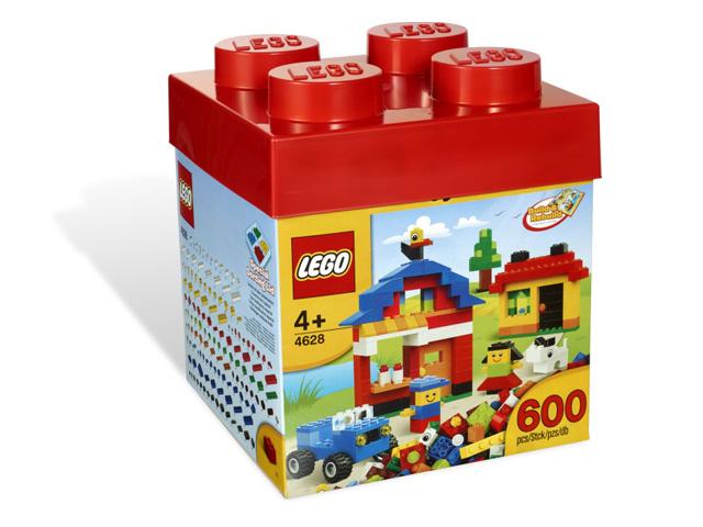 LEGO レゴ(a)基本セット・ ブロックであそぼう 4628