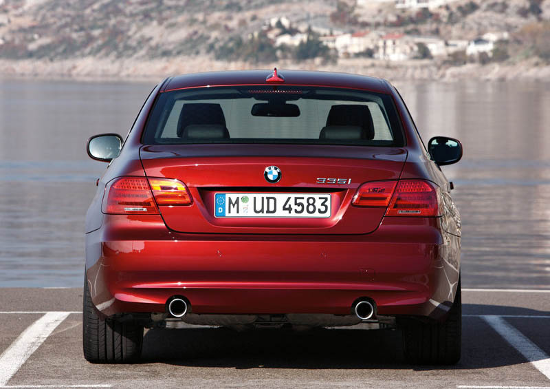 Bmw 3 Series 2011 Wallpaper. BMW 3-Series Coupe, 2011