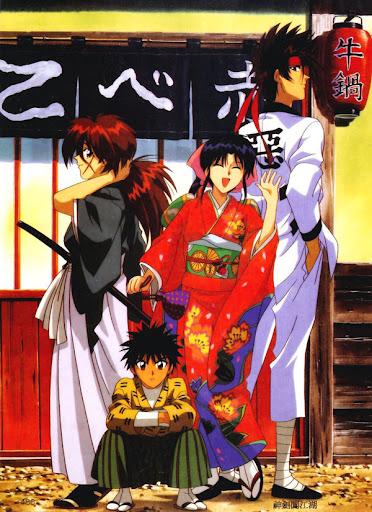 Lãng khách Kenshin - Rurouni Kenshin