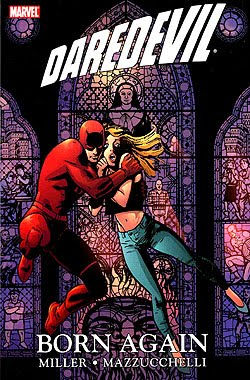 Daredevil - Born Again - Frank Miller - David Mazzuchelli
