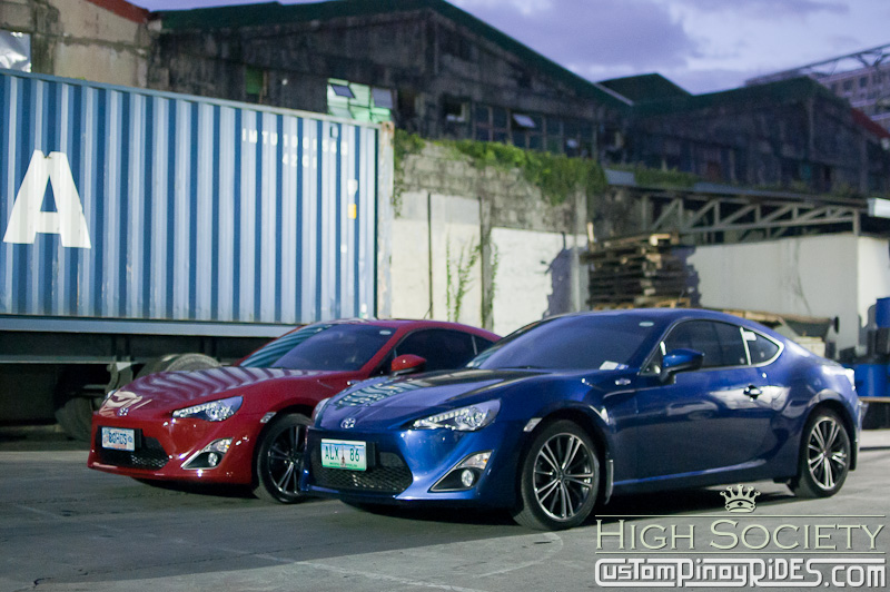 High Society 86 BRZ Meet Custom Pinoy Rides Pic5