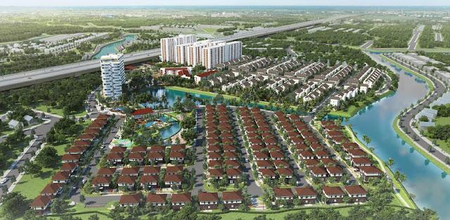 Quy hoạch Chung cư Flora Mizuki Park