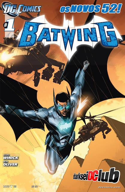 Batwing (Os Novos 52)