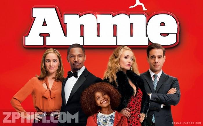 Ảnh trong phim Cô Bé Chập Chờn - Annie 1