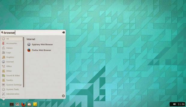 budgie desktop