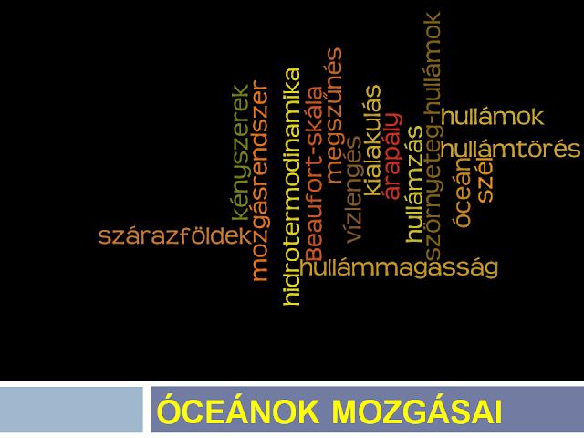 Óceánok hullámmozgásai, Lelovics Enikő, 2010
