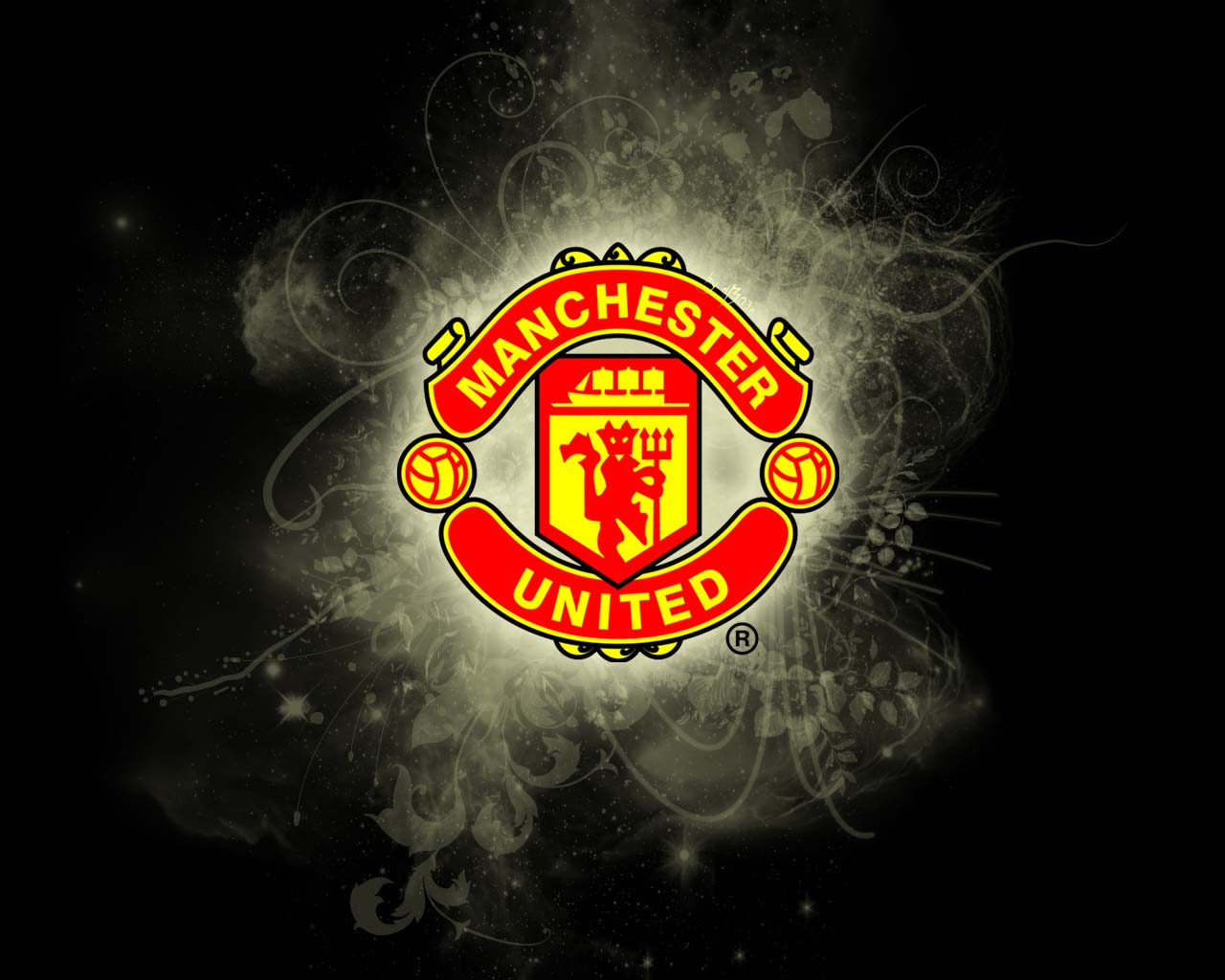 Man Utd Logo Wallpaper Man United Malaysia No 1 Fan
