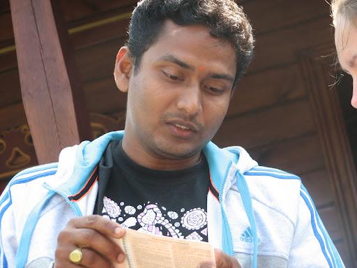 Bamandev Das