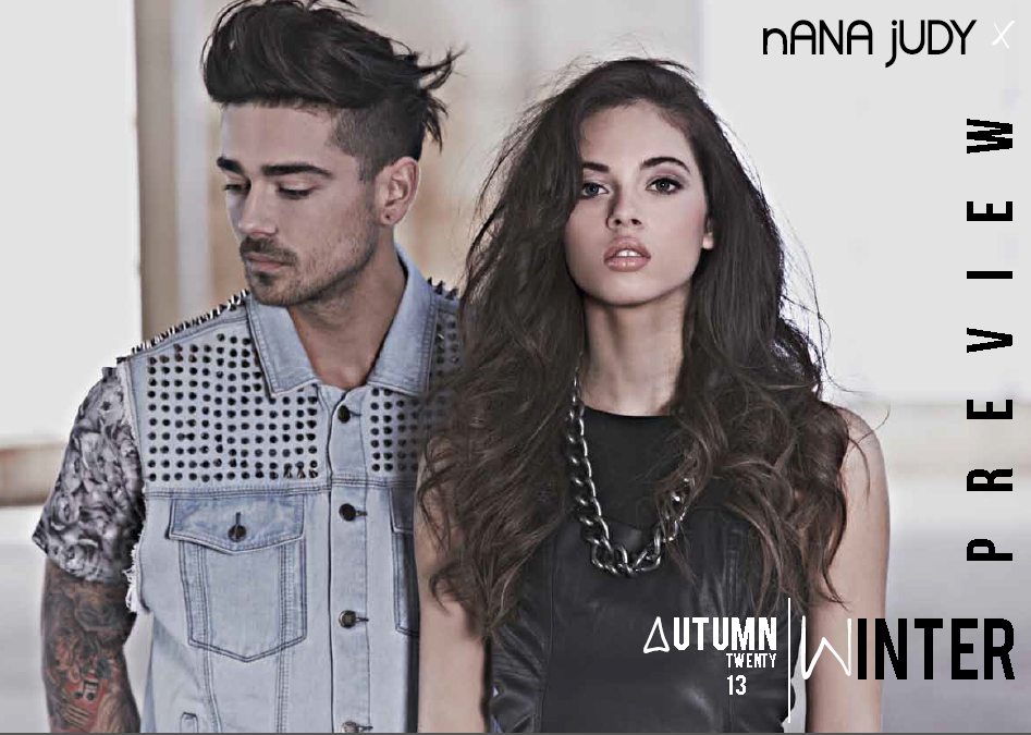 nANA jUDY Autumn/Winter 2016 Collection [men's fashion]