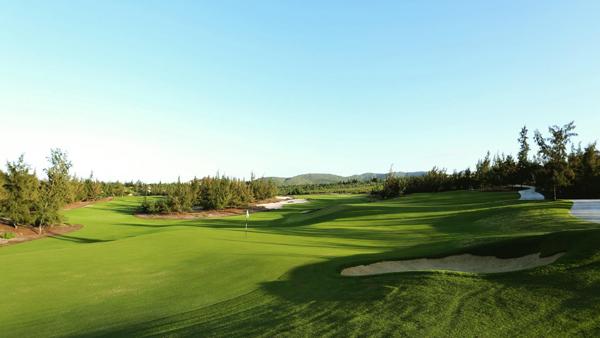 Sân Golf links 18 hố tại FLC Quy Nhơn
