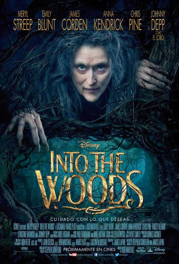 Τα Μυστικά του Δάσους (Into the Woods) Poster