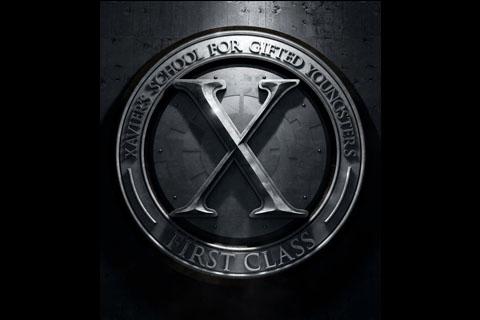 x men first class logo - Posters de X Men First Class