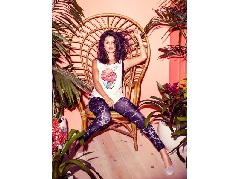 adidas NEO Label Selena Gomez Q2 Collection