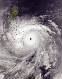 Biggest Typhoon