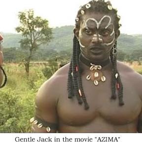 Gentle Jack