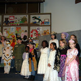 Kids Christmas Production 2009