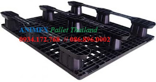Pallet nhưa oneway SLV 1012 LT Thailand