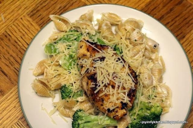 Finding Joy In My Kitchen Copycat Garlic Herb Chicken Con Broccoli