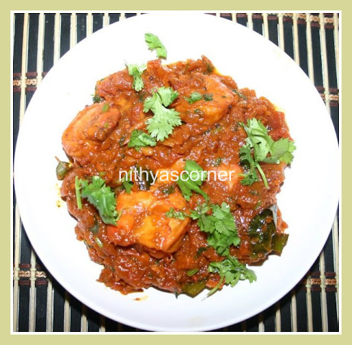 Prawn Tomato Curry