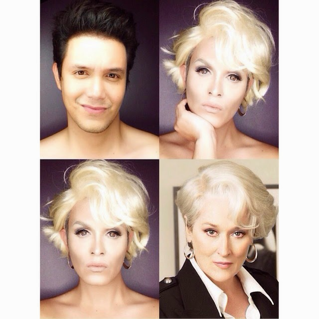 Paolo Ballesteros Makeup Transformations with Pictures 04