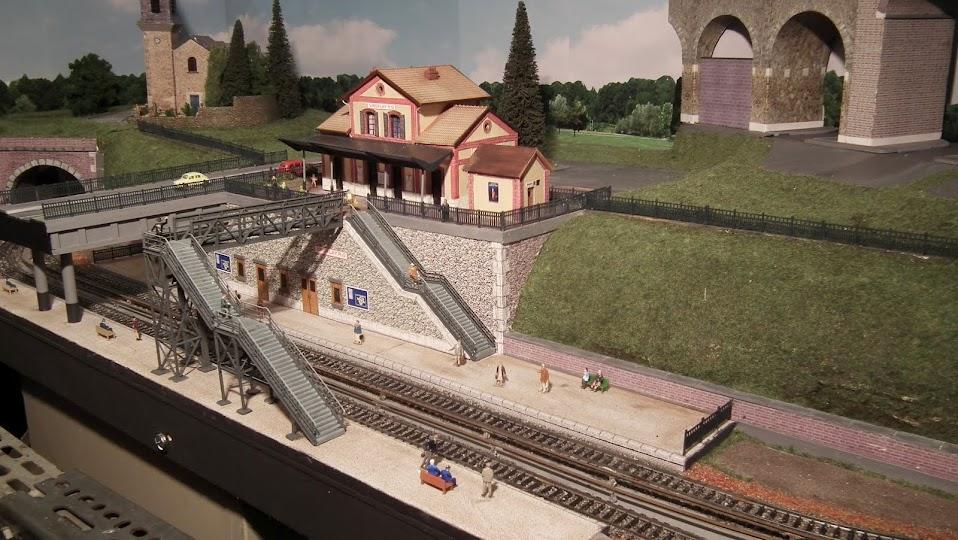 Mali klub željezničkih modelara u Francuskoj Gare+Viroflay+%252863%2529