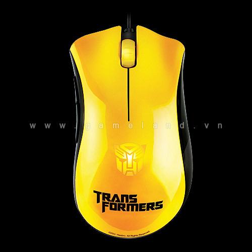 Razer ra mắt bộ sản phẩm ăn theo Transformers 3 13