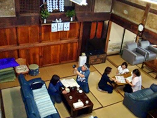 Khám phá vẻ đẹp của những ngôi nhà truyền thống Nhật Bản