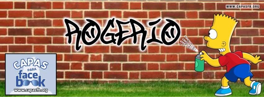 Capas para Facebook Rogerio