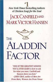 The Aladdin Factor- The secret to achieve the dreams