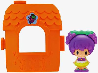 Koeda-chan KF- 07 Ngôi nhà mini của búp bê Budou