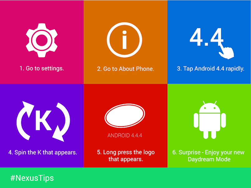 Android Tip