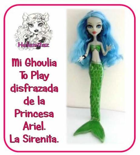 Helenitaz ha convertido a Ghoulia Yelps en una auténtica sirena
