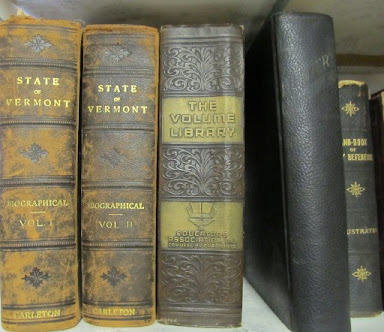 old law books