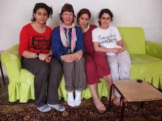 En una casa particular de Mardin