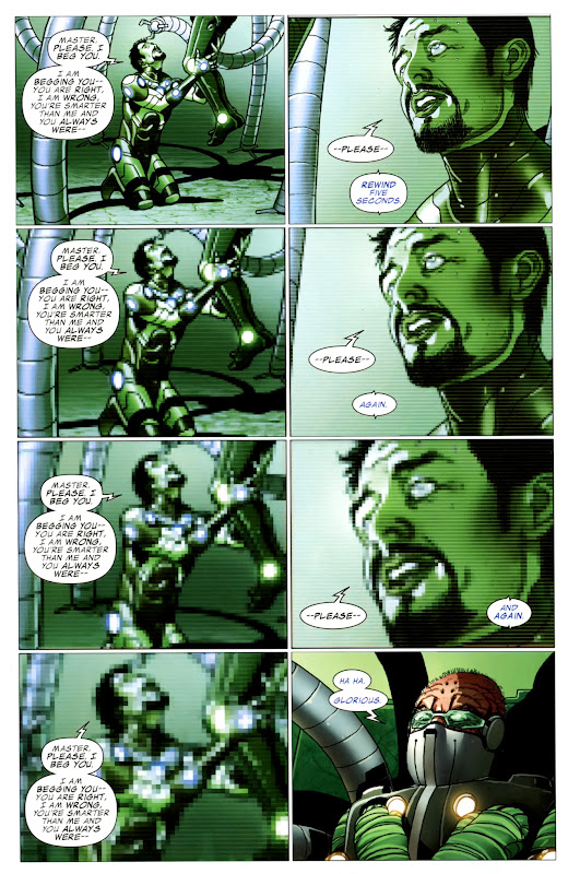 Invincible Iron Man #503 page 28