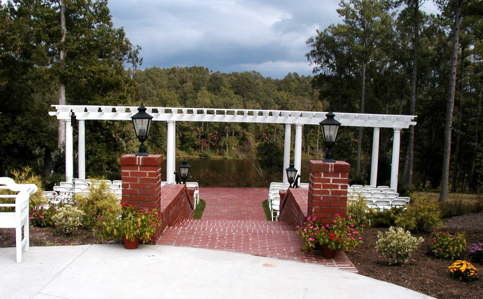 Raleigh Wedding Blog: The New Garden Ballroom at Highgrove!