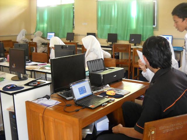 Uji Kompetensi Siswa SMK