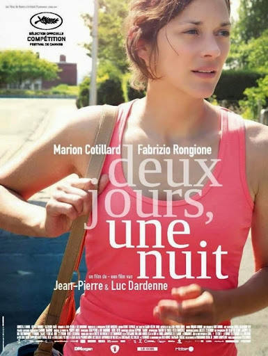 Deux Jours, Une Nuit Two Days, One Night Poster